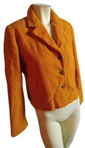 Harvé Benard orange Blazer