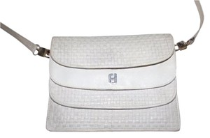 Fendi Mint Vintage Multiple Compartment Rare Style Layered Snap Pockets Removable Strap Cross Body Bag