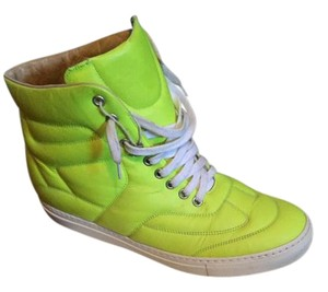 MM6 Maison Martin Margiela Neon Green Athletic