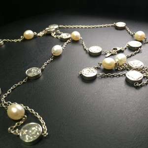 Tiffany & Co. Tiffany & Co. Nature Rose Pearl Necklace (Rare)