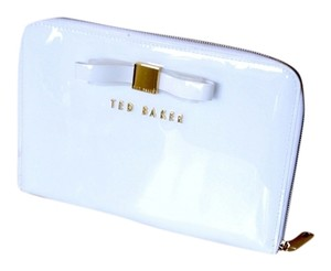 Ted Baker Tech White Clutch