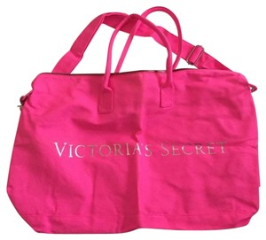 Victoria's Secret Beach Tote Travel pink Travel Bag