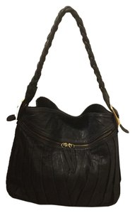 Treesje Leather Shoulder Bag
