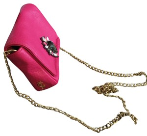 Juicy Couture Pink Messenger Bag