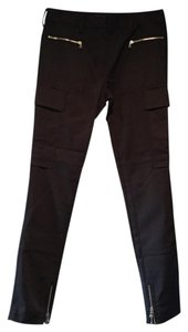 3.1 Phillip Lim Cargo Skinny Pants Black