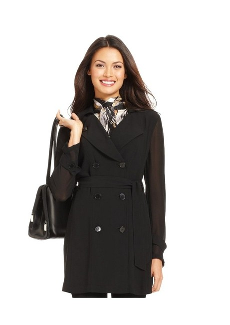Preload https://img-static.tradesy.com/item/1788937/nine-west-black-chiffon-sleeves-double-breasted-trench-coat-knee-length-night-out-dress-size-2-xs-0-1-650-650.jpg