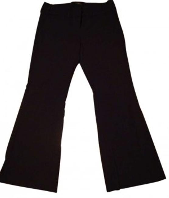 Preload https://item5.tradesy.com/images/the-limited-black-short-flared-pants-size-10-m-31-178894-0-0.jpg?width=400&height=650