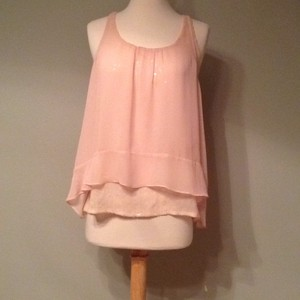 MM Couture Top Light pink