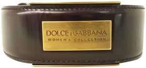 Dolce&Gabbana Leather
