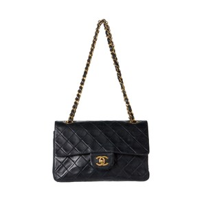 Chanel Iconic Double Flap Shoulder Bag