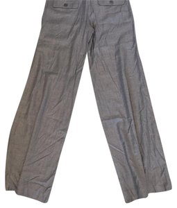 Theory Wide Leg Pants Grey