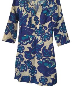 Boden short dress Blue on Tradesy