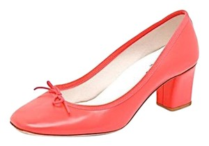 Repetto Hot Pink Pumps