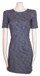 H&M short dress GRAY Sweatshirt on Tradesy