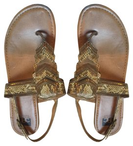 BC Footwear Brown Sandals