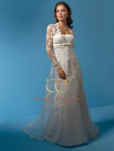 Alfred Angelo Ls 2073 Wedding Dress