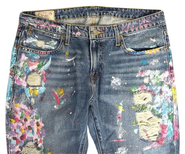 Polo ralph lauren Painted astor Jeans in Multicolor