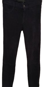 J Brand Skinny Pants Purple