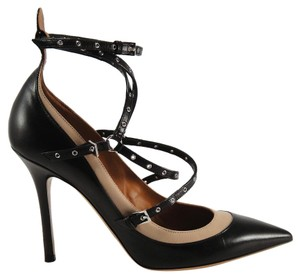 Valentino Love Latch Rockstud 39 black Pumps