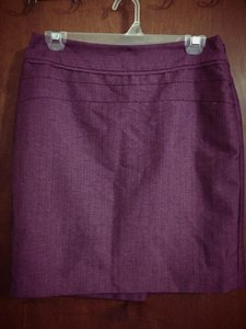 The Limited Skirt Pink-purple