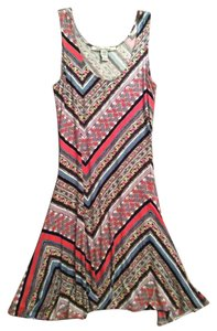 American Rag short dress Multicolored on Tradesy
