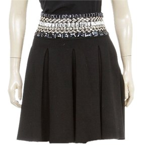 Temperley London Mini Skirt Black