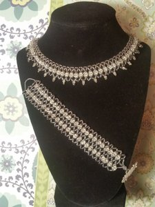 Handmade Beaded Necklace Set