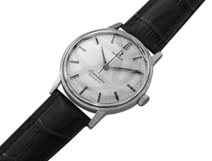 Omega 1968 Omega Seamaster (600) Geneve Vintage Mens Handwound Watch - Stainless Steel