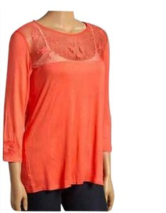 Simply Irresistible T Shirt Coral
