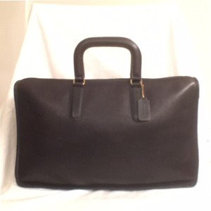 Coach Leather Vintage Laptop Bag