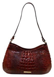 Brahmin Leather Cayson Shoulder Bag