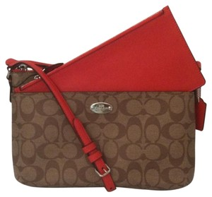 Coach New With Sale Cross Body Bag