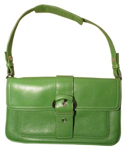 Ann Taylor LOFT Leather Shoulder Bag