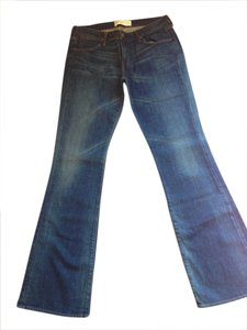 Paper Denim & Cloth Flare Leg Jeans-Medium Wash