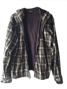 Burkman Bros Green Plaid Jacket