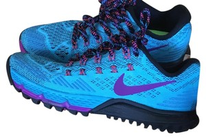 Nike Blue and purple Athletic