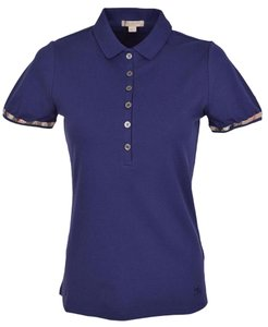 Burberry Polo Polo T Shirt Blue