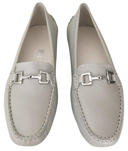 Gucci Cement color Women's Driver Moccasin Flats