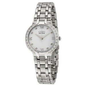 Citizen Citizen Bella Eco-drive Diamond Dial Ladies Watch