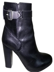 See by Chloe Leather black Boots