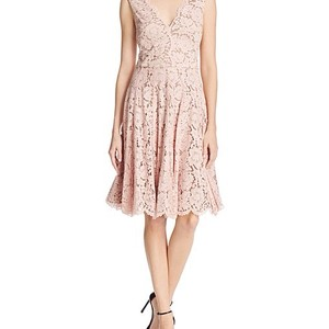 Vera Wang Blush Dress