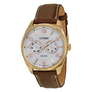 Citizen Citizen Mens Dress Eco-drive Silver Dial Mens Watch