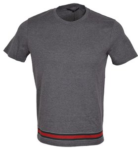 Gucci Men's Men's T Shirt Grey