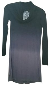 Young Fabulous & Broke short dress Ombre Black to Grey Yfb Comfortable Sexy on Tradesy