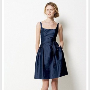 Watters & Watters Bridal Navy Dress