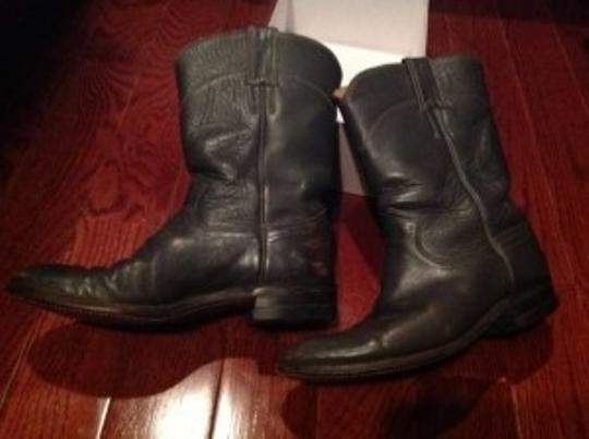 Justin Boots Dark gray Boots