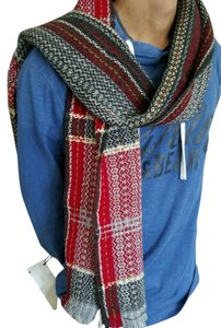 ANTICHE TESSITURE LUCCHESI (ATL) (ATL) HAND WOVEN MEN'S SCARF