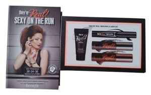 Benefit Benefit cosmetics they're real! Sexy on the run