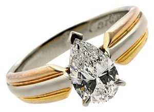 Cartier Cartier Trinity Diamond Engagement Ring