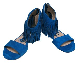 Paul Andrew Cerulean Sandals